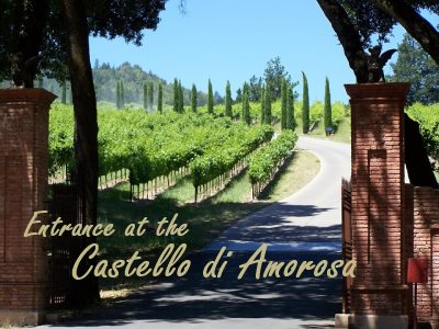 castello di amorosa, napa valley winery