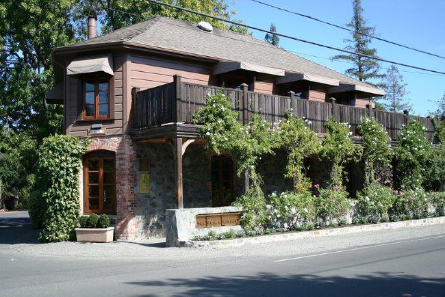 yountville restaurants, french laundry restaurant