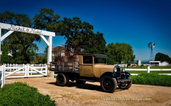 oakville wineries, nickel and nickel winery, napa valley wineries