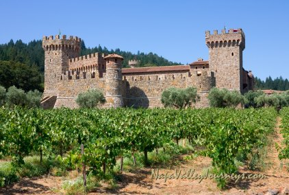 Castello di Amorosa, napa valley castle, napa valley winery