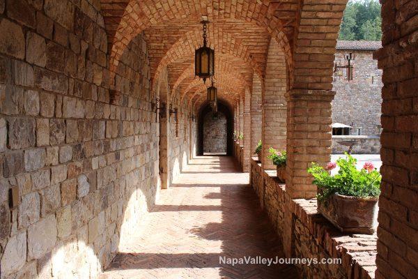 calistoga wineries, castello di amorosa, napa valley castle