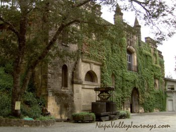 napa valley wineries, cellar tours and wine tastings, chateau montelena