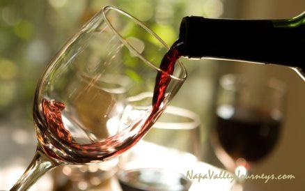 restaurant, red wine