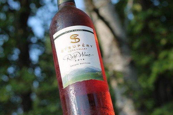 best rose wine, napa valley rose, california rose